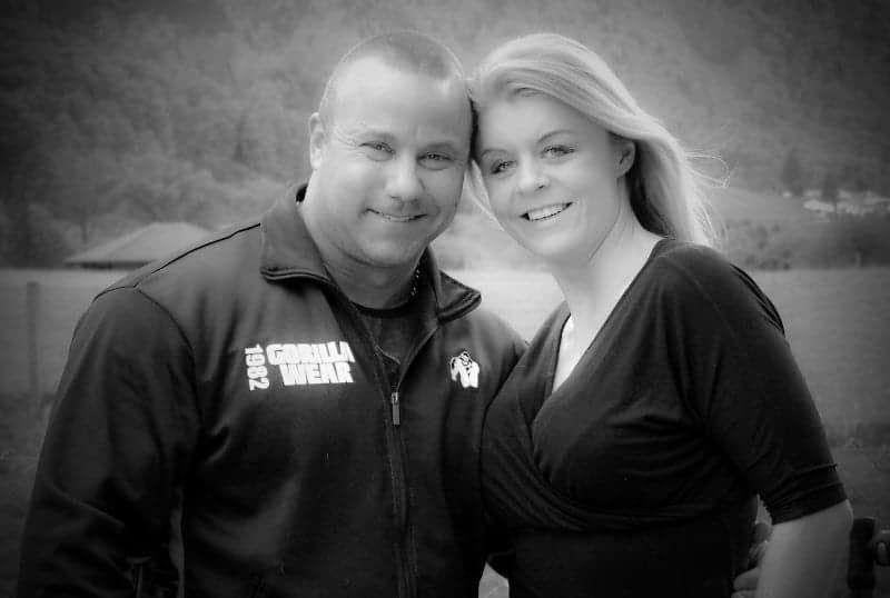 Angela Steffen und Marcel Liechti